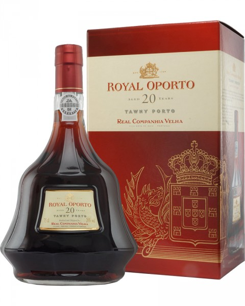 Royal Oporto 20 Years Old Port 0,75l