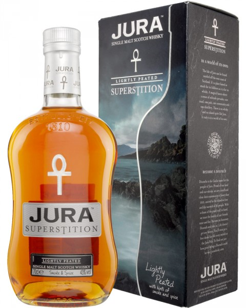 Isle of Jura Superstition 0,7l