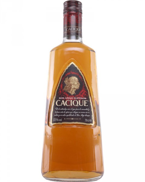 Cacique Anejo 37,5%vol. 0,7l