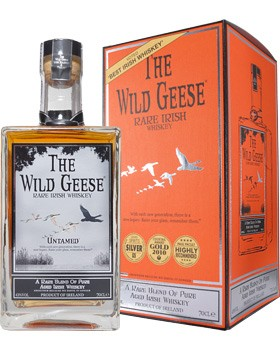 The Wild Geese Rare Irish Whiskey 0,7l