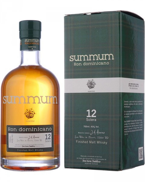 Summum 12 Jahre Solera Malt Whisky Finish 0,7l