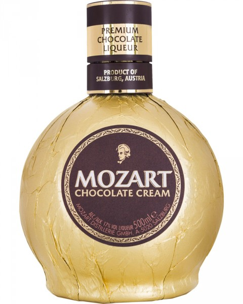Mozart Chocolate Cream Gold 0,5l