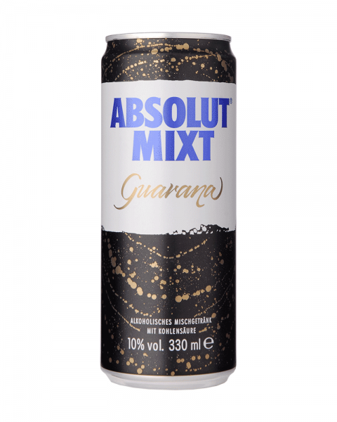 Absolut Mixt Guarana Dose 0,33l