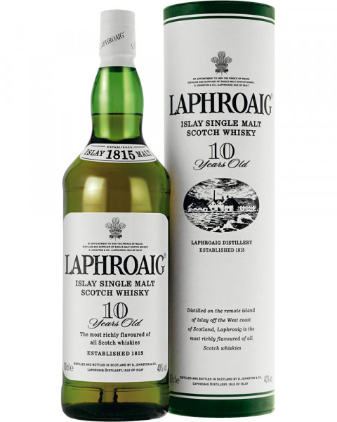 Laphroaig 10 Jahre Single Malt 0,7l