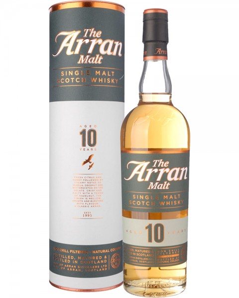 The Arran Malt 10 Jahre 0,7l