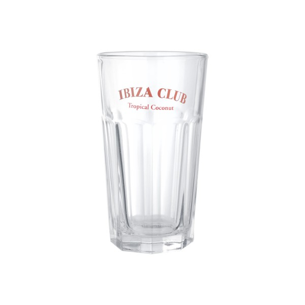 Ibiza Club Cocktailsglas