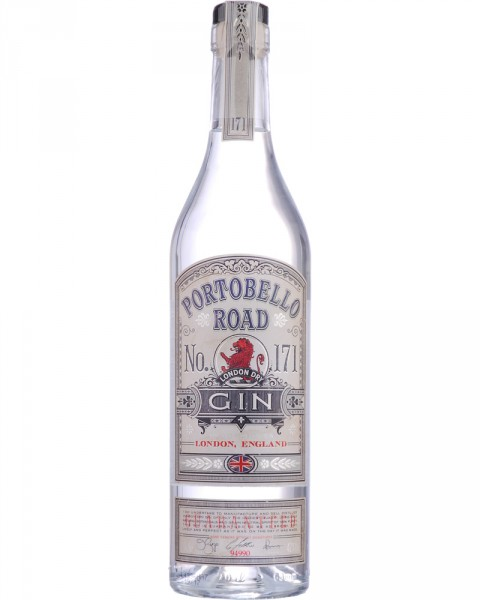 Portobello Road No.171 London Dry Gin 0,7l