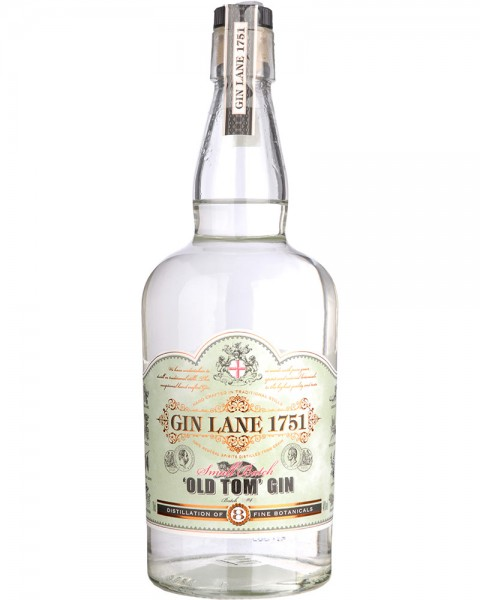 Gin Lane 1751 Old Tom Gin 0,7l