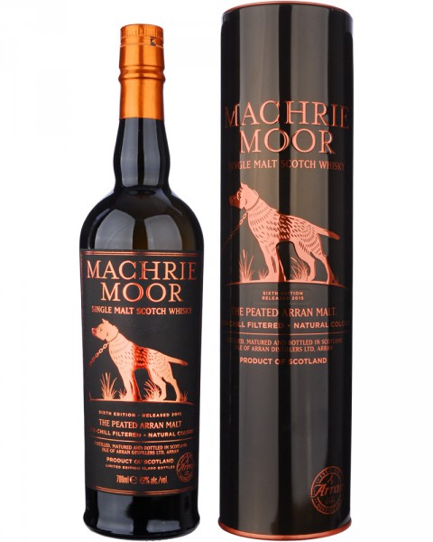 The Arran Malt Machrie Moor 0,7l