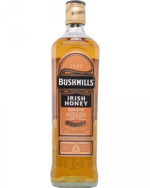 Bushmills Honey 0,7l