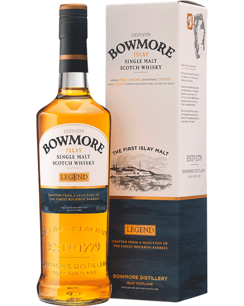 Bowmore Legend 0,7l