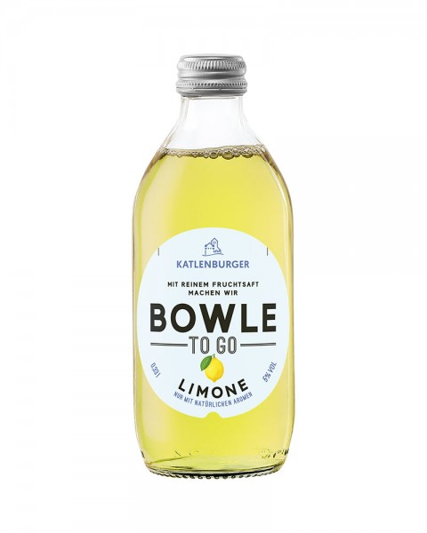 Bowle To Go Limone 0,33l