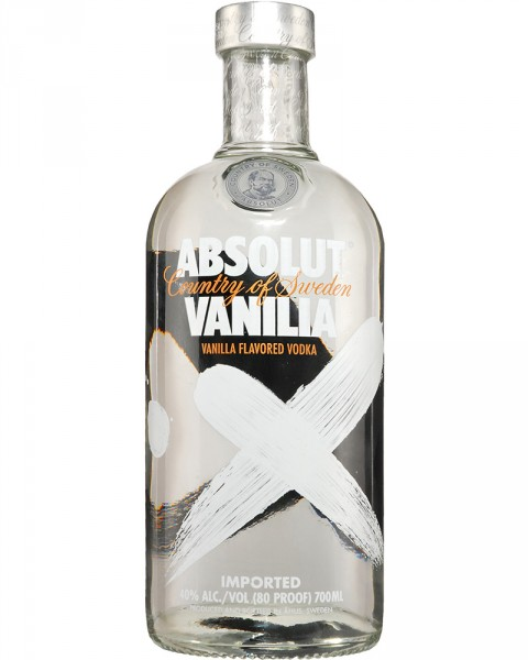 Absolut Vodka Vanilla 0,7l