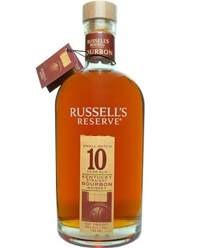 Wild Turkey Russells Reserve 10 Year Old Bourbon 0,7l