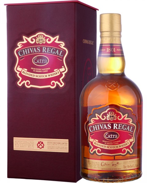 Chivas Royal Extra - Sherry Cask 0,7l