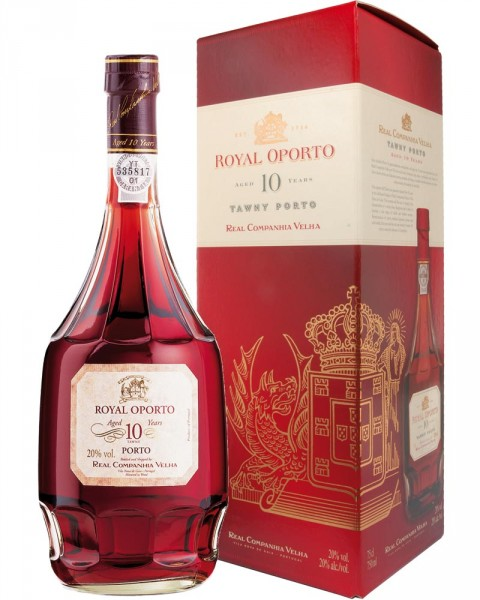 Royal Oporto 10 Years Old Port 0,75l