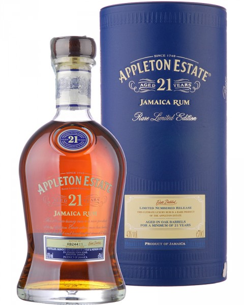 Appleton Estate 21 Jahre 0,7l