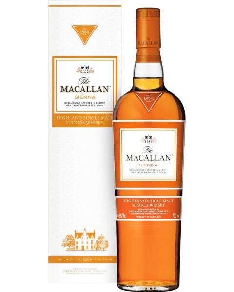 Macallan Sienna - 1824 Series 0,7l