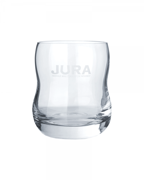 Isle of Jura Whisky Tumbler Glas