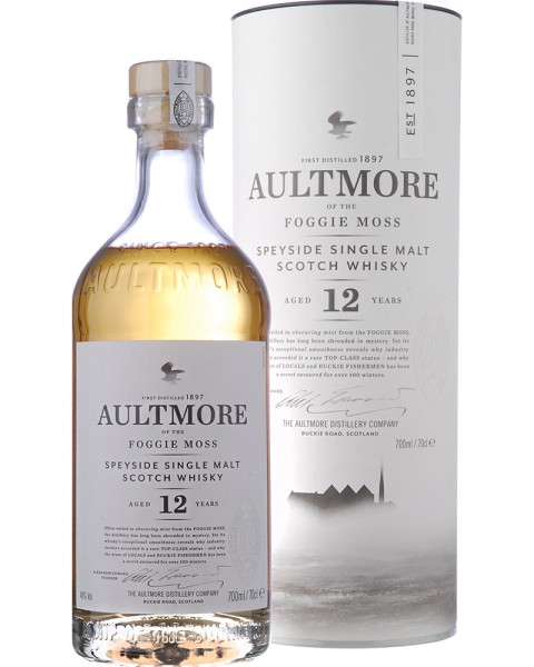 Aultmore 12 Jahre 0,7l