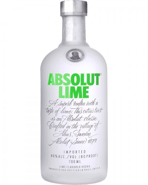 Absolut Vodka Lime 0,7l