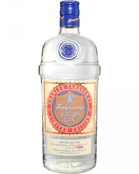 Tanqueray Old Tom Gin 1,0l