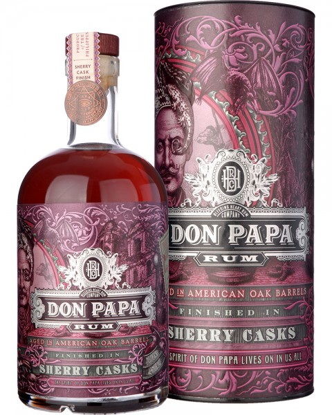 Don Papa Sherry Cask 0,7l