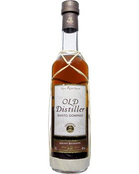 Old Distiller Rum Santo Domingo Gran Reserva 0,7l