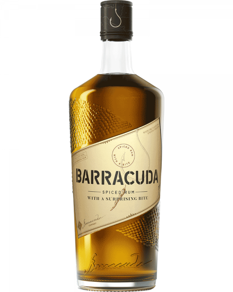 Barracuda Spiced Rum 0,7l