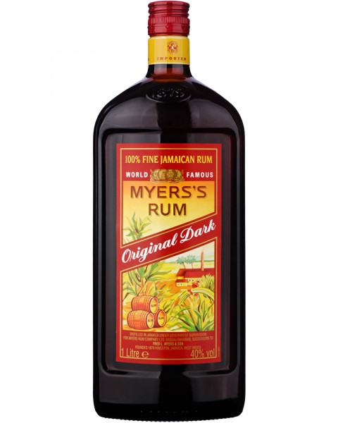 Myerss Rum Original Dark 1,0l