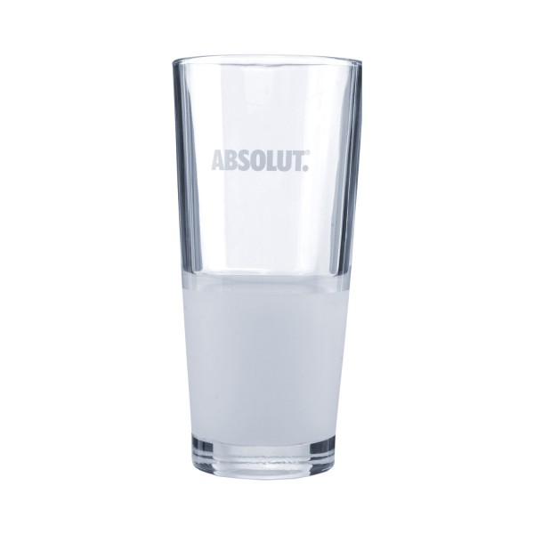 Absolut Vodka Longdrink Glas