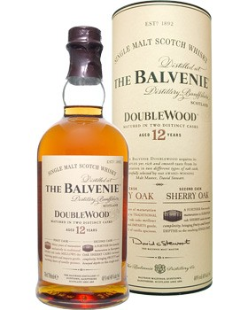 Balvenie 12 Jahre Double Wood GP  0,7l