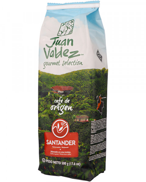 Juan Valdez® Santander Gourmet Single Origin Kaffee
