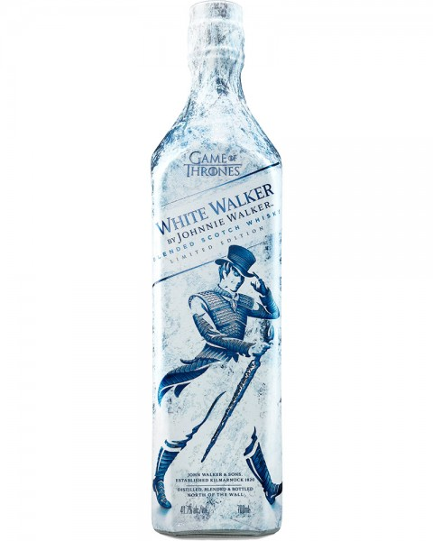 Johnnie Walker by White Walker Game of Thrones Limited Edition 0,7l