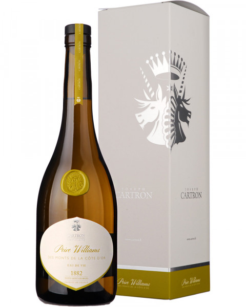 Joseph Cartron Poire Williams Eau-de-vie 0,7l