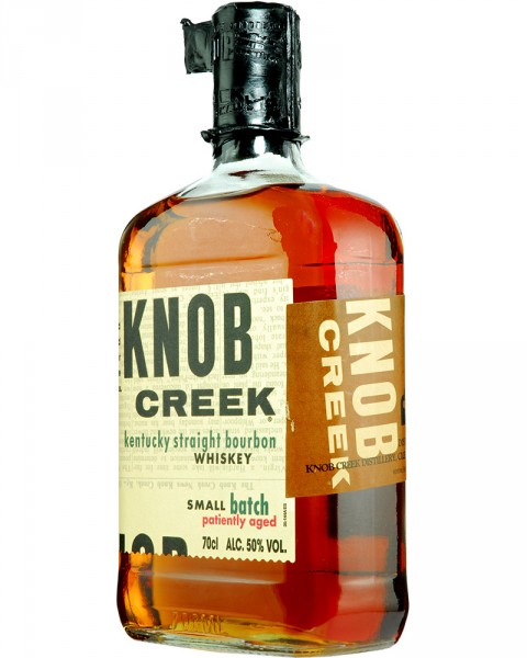 Knob Creek Small Batch Bourbon Whiskey 0,7l