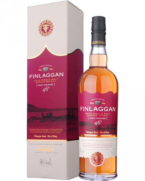 Finlaggan Port Finished 0,7l