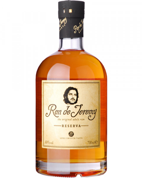 Ron de Jeremy Reserva 8 Years 0,7l