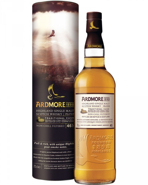 Ardmore Traditional Cask 0,7l