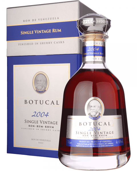 Ron Botucal 2004 Single Vintage Rum 0,7l