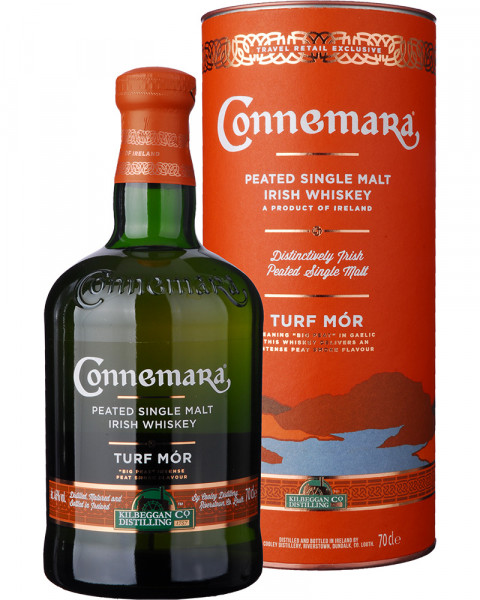Connemara Turf Mor Irish Whiskey 0,7l