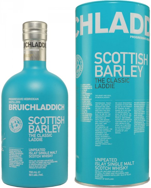 Bruichladdich Scottish Barley Classic Laddie 0,7l