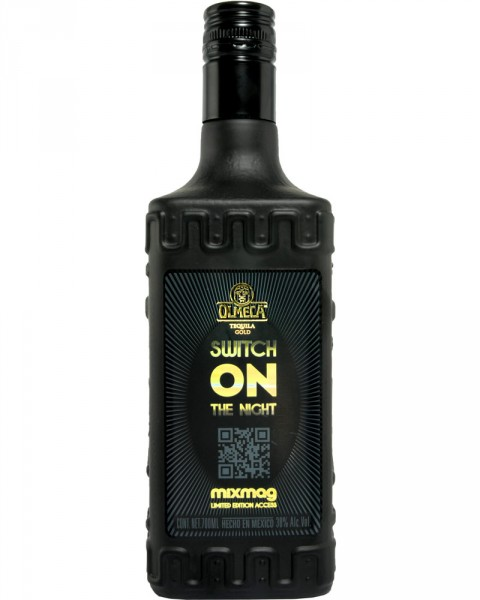Olmeca Gold Switch On The Night Limited Edition  0,7l