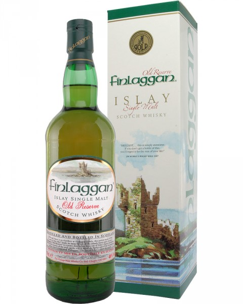 Finlaggan Old Reserve Islay Single Malt 0,7l