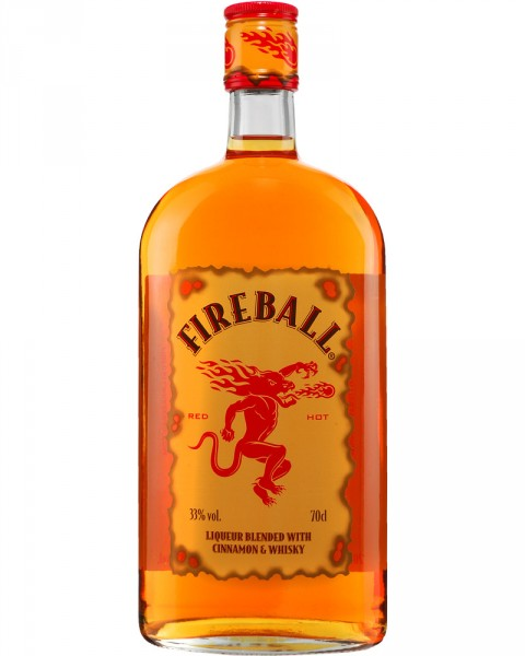 Fireball Whiskey 0,7l