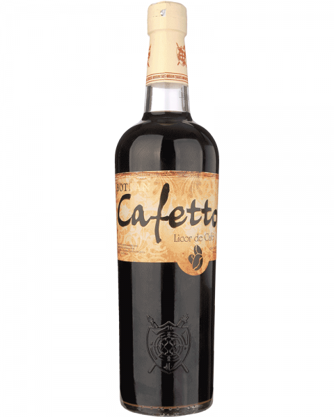 Botran Cafetto Licor de Cafe 0,7l