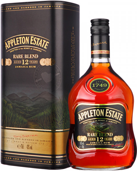 Appleton Estate 12 Year Old 0,7l