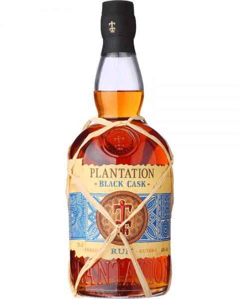 Plantation Black Cask No.3 Barbados - Guyana 0,7l
