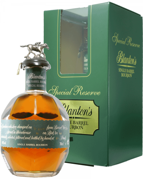 Blantons Special Reserve GP Bourbon Whiskey 0,7l