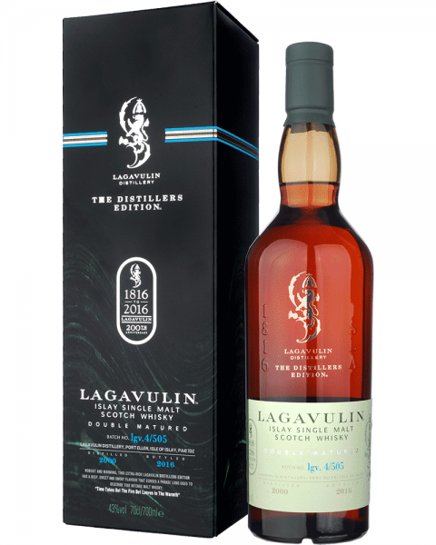 Lagavulin Distillers Edition 2000-2016 0,7l